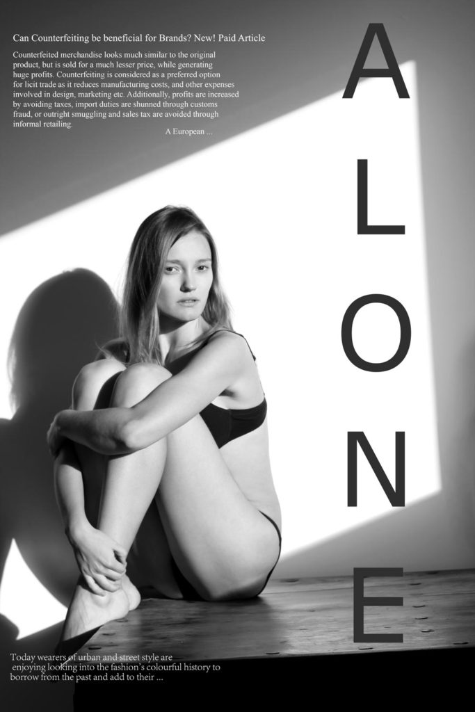 Magazine Cover Page