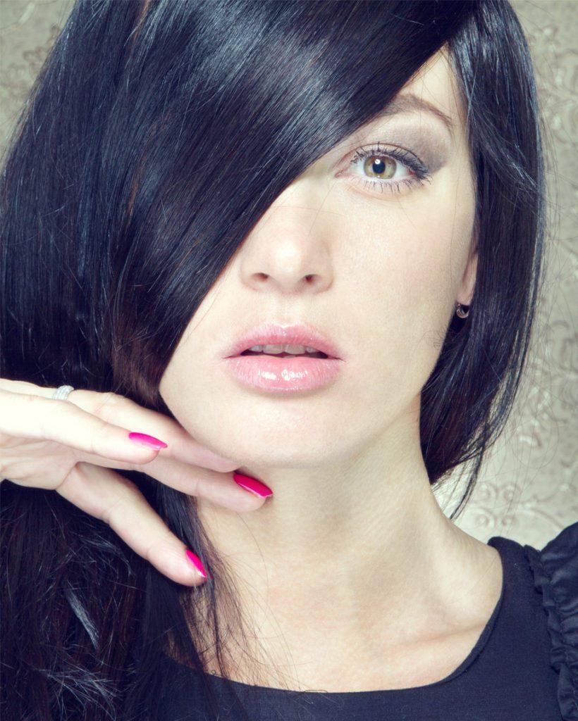 photo retouching skin