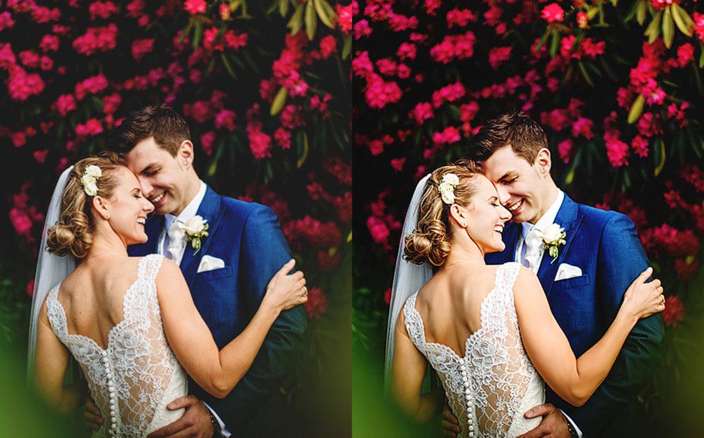 wedding image editing service